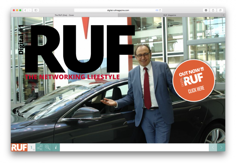 The RUF Digital #1